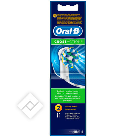 ORAL-B EB50 X2 CROSS ACTION
