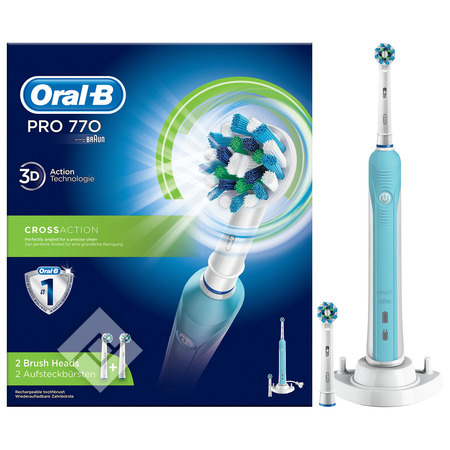 ORAL-B PRO 770 CROSS ACTION