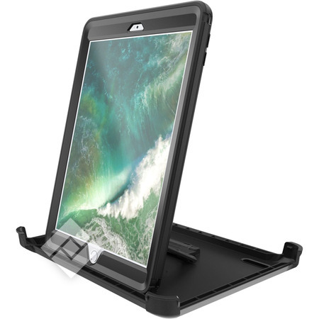 OTTERBOX DEFENDER SERIES BLACK FOR iPAD 9.7´ 5th GENERATION