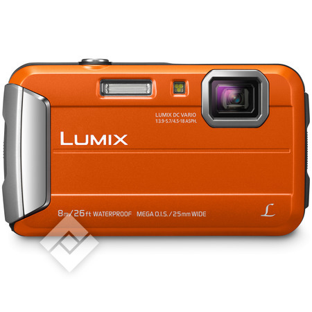 PANASONIC LUMIX DMC-FT30EF-D ORANGE