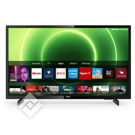 PHILIPS LCD/LED TV < 71cm 24PFS6805/12
