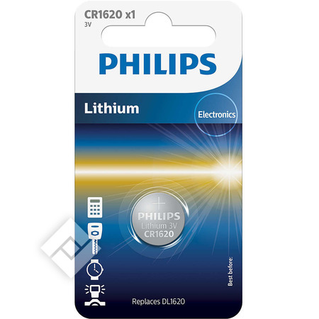 PHILIPS CR1620 X1