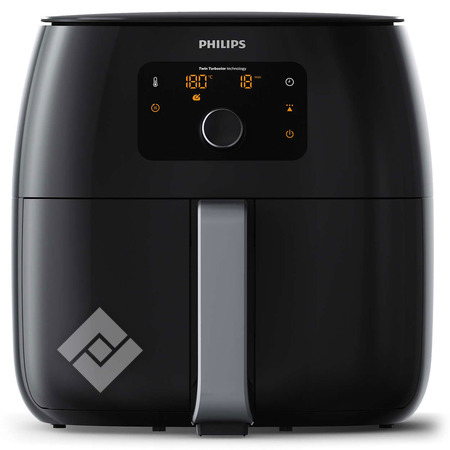 PHILIPS Friteuse HD9651/90 AIRFRYER XXL