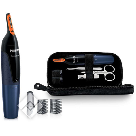 PHILIPS Tondeuse à barbe, nez ou bodygroom NT5180/15