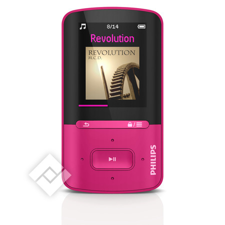 PHILIPS VIBE 4GB PINK V4