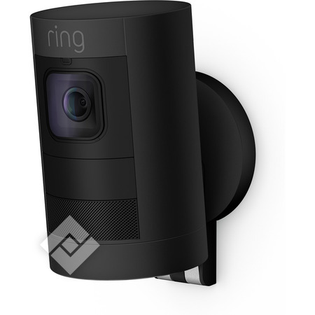 RING STICK UP CAM ELITE BATTERY BLACK