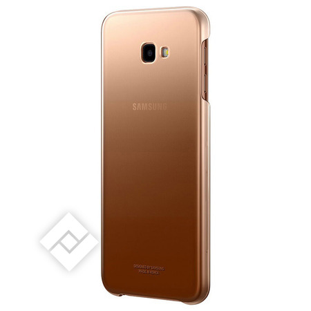 SAMSUNG JELLY COVER GOLD GALAXY J4PLUS