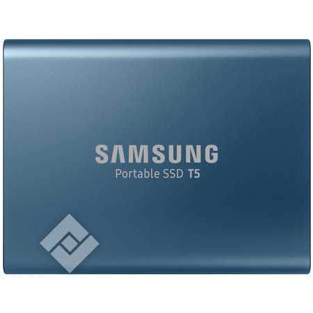 SAMSUNG Externe harde schijf of SSD SSD T5 500GB BLUE