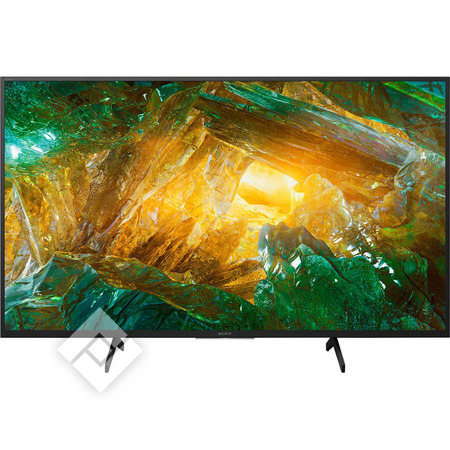 SONY Lcd/led/oled-tv KD55XH8096BAEP