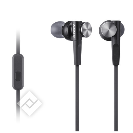 SONY MDRXB50AP BLACK