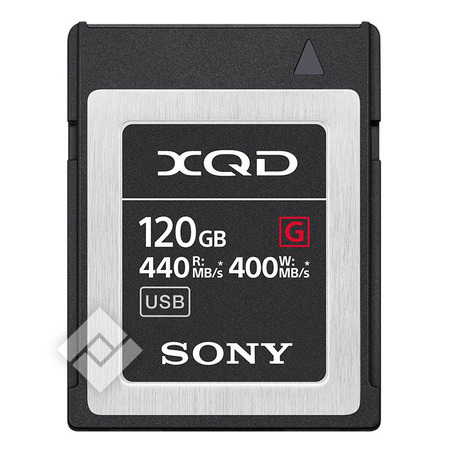 SONY SD XQD 120GB