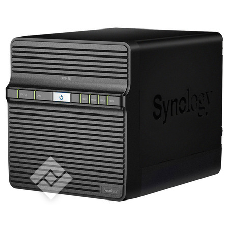 SYNOLOGY DS418J 4 RACKS