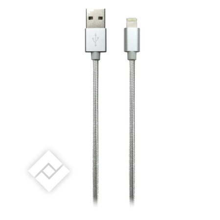 TEMIUM LIGHTNING CABLE NYLON SIL