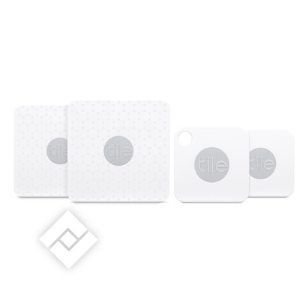 TILE MATE + SLIM COMBO 4 PACK