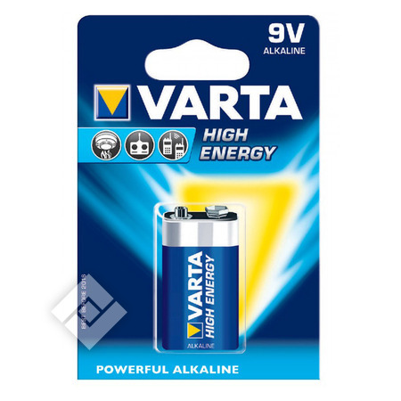 VARTA LL POWER 1X9V