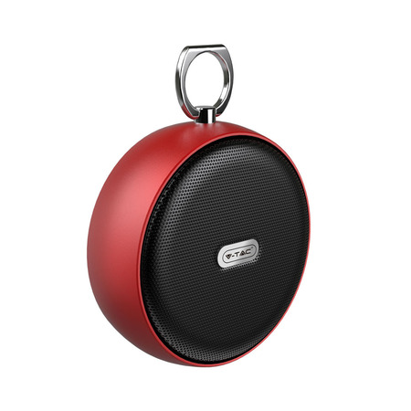VTAC Enceinte Bluetooth VT-6211 - Rouge