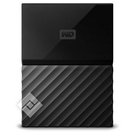 WESTERN DIGITAL NEW MY PASSPORT 1TB BLACK