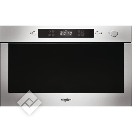 WHIRLPOOL Four à micro-ondes encastrable AMW 423/IX MINI CHEF