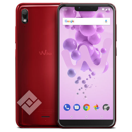 WIKO VIEW 2 GO RED