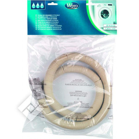 WPRO OUTLET STRAIGHT 1.2-4M